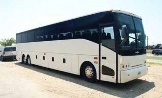 50 passenger charter bus Ft Myers