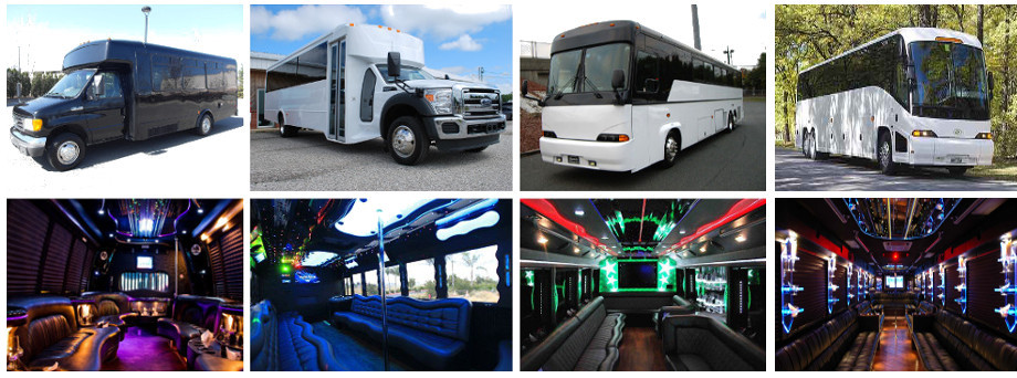Fort Myers Party Buses