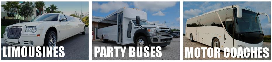 party bus limo rental biloxi