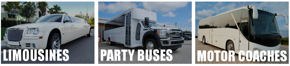 party bus limo rental gautier ms