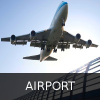 airport transportation Naples