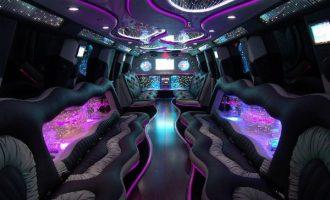 black hummer limo rentals