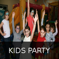 kids party bus rental Rotanda West