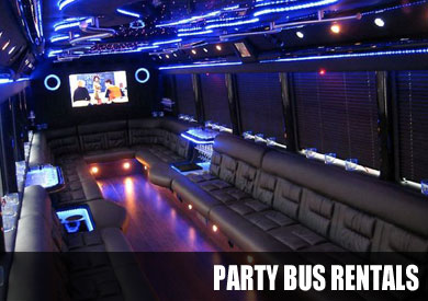 party bus rental Rotanda West