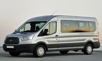 sprinter bus rental