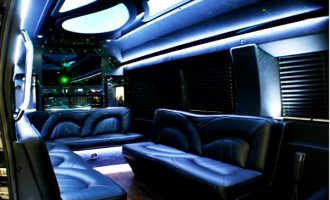 sprinter limo bus rental