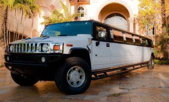 tuxedo hummer limo